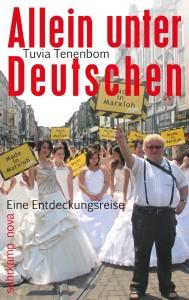 Buchcover / Tuvia Tenenbom / Allein unter Deutschen